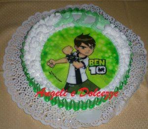 Torta Compleanno Ben 10